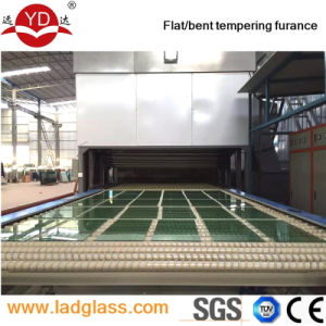 Continuous Flat Glass Tempering Furnace (YD-F-1225) pictures & photos