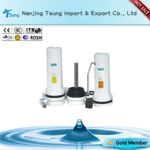 Counter Top 2 Stage Wih UV Water Purifier pictures & photos