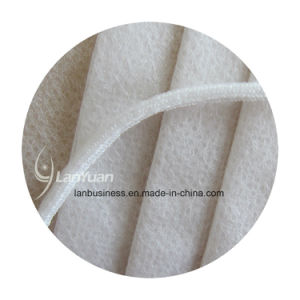 Pure White Head Hanging Nonwoven Face Mask pictures & photos