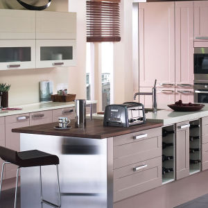 Ritz Custom Made Free Kitchen Cabinet Design pictures & photos