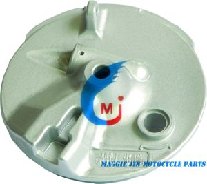 Motorcycle Parts Front Hub Cover of Ax100 pictures & photos