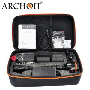 Waterproof 100meters Archon New Products Underwater Dive Torches pictures & photos