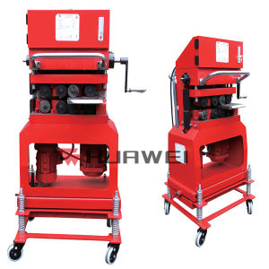 CHP-17 Good Quality Automatic Plate Milling Machine pictures & photos