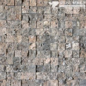 Marble Mosaic Tiles for Flooring/Wall/Ceiling Decoration (mm-016) pictures & photos