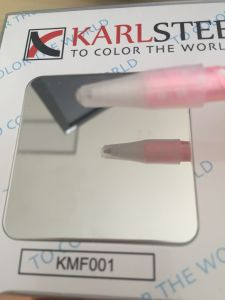 High Quality 304 Stainless Steel Color Kmf001 Mirror 8k Sheet pictures & photos