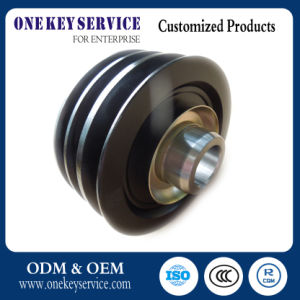 Engine Torsional Vibration Damper--Rubber Damper E049304000016