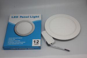 3W 6W 9W 12W 15W 18W LED Panel Light pictures & photos