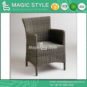 Dining Chair Rattan Chair Wicker Chair Outdoor Furniture Garden Furniture Patio Furniture Cafe Chair Hotel Project (Magic Style) pictures & photos