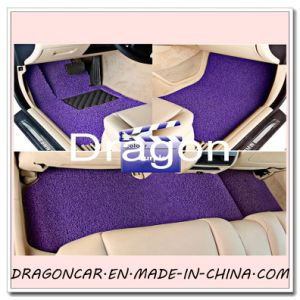 2016 New Design PVC Coil Mat in Double Colors Car Carpet Car Accessories pictures & photos