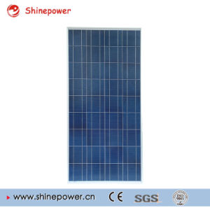 105W High Efficiency Monocrystalline Solar Panel pictures & photos