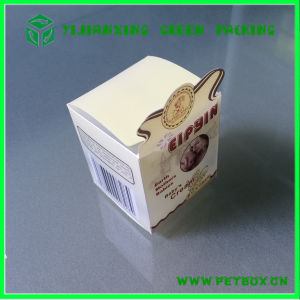 Plastic Pet Hand Cream Printing Packaging Box