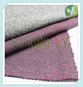 New Fabric of Polyester for Coat (Octagon flower) pictures & photos