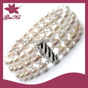Fashion Pearl Bracelet (2015 Plb-019)
