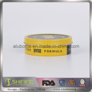 Aluminum Jar for Luxury Shaving Cream pictures & photos