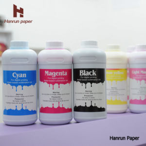 Neon Fluorescent Dye Sublimation Ink Yellow / Magenta for Sublimation Fabric, Comparison with Kiian/Sawgrass/J-Teck, pictures & photos