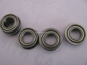 High Precision Flanged Deep Groove Ball Bearing F623zz pictures & photos