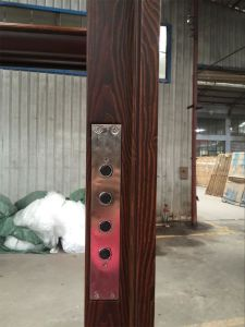 New Design and High Quality 9/10cm Steel Door (RA-S027) pictures & photos