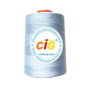 Spun Polyester Sewing Thread 50/3 pictures & photos