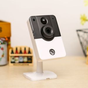 720p Megapixels Viewerframe Mode Refresh IP Network Camera with PIR Motion Sensor
