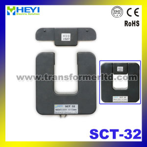 Rated Output 0.333V (AC) Open Type Split Core Current Transducer (SCT-32) for Current Measurement pictures & photos