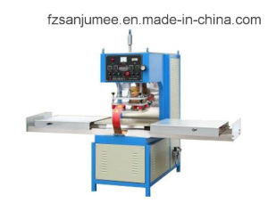 Manually Sliding Table High Frequency Blister Packing Machine pictures & photos