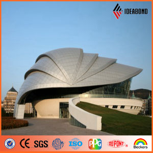Curtain Wall Color Aluminum Plate (AF-408) pictures & photos