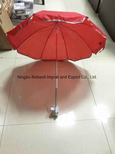 OEM High Quality Baby Stroller Umbrella with Clamp pictures & photos