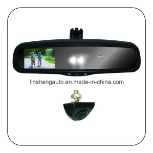 "Ec Mirror with 4.3"" TFT-LCD Monitor, Without Auto-Dimming pictures & photos"