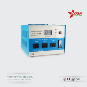 Digital or Meter Display SVC-2000va Automatic Voltage Regulator/Stabilizer