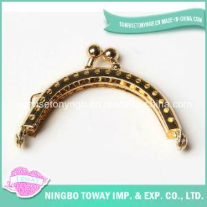 High Quality Fashion Handle Lock Metal Handbag Frame pictures & photos