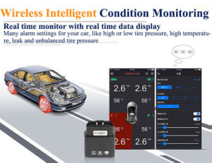 Internal Better TPMS Focus on TPMS Tire Pressure Monitor System Bluetooth Android Ios System pictures & photos