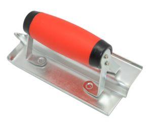 Edge Trowel /Soft Grip Handle Cement Corner Groover Trowel pictures & photos