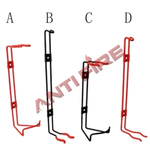 1-2kg Dry Powder Fire Extinguisher Bracket, Xhl03009 pictures & photos