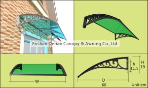 Small/PC/ Awning for Doors and Windows /Sunshade pictures & photos