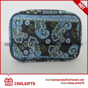 High Quality Cotton Canvas Cosmetic Bag for Promotional Gift pictures & photos