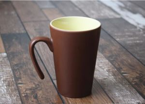 Wholesale Ceramic Coffee Mug with Customize Color with Logo Printing pictures & photos