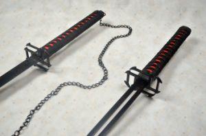 Bleach Cosplay Anime Sword/Display Zangetsu Sword pictures & photos