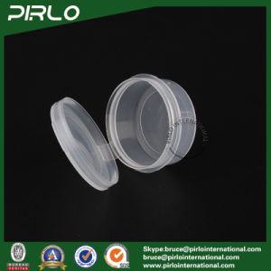 10g Empty Pharmaceutical Pills Medicine Packaging PP Plastic Jar with Hing Lid pictures & photos