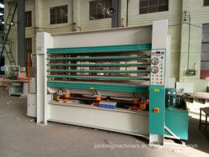 Woodworking Machinery Door Hot Press pictures & photos