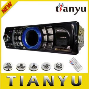 Radio Car Entertainment with Remote Control pictures & photos