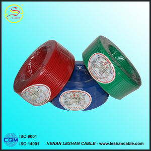 PVC Insulated Electrical Wire & Cable Manufacture BV/Bvr/BVVB/RV/Rvv pictures & photos