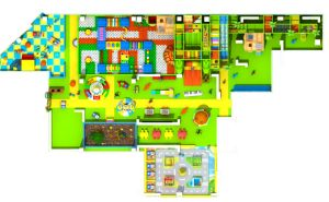 Soft Play Zone Indoor Kids Playground Ce Certificated pictures & photos