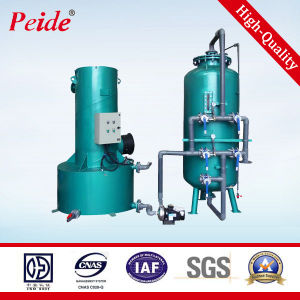Iron Removal Filter Water Treatment Plant for Removal of Iron and Manganese pictures & photos