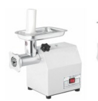 High Quality Electroplating Head Spray Painted Meat Grinder (ET-TK-8) pictures & photos