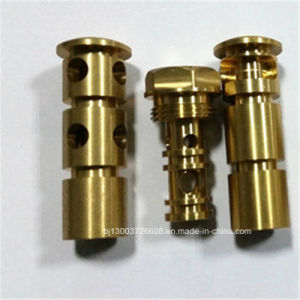 Electropneumatic Valve Precision CNC Machining Steel Parts