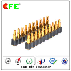 Single Row SMT 10pin Board to Board Spring Loaded Connectors Supplier pictures & photos