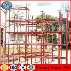 Q235 Steel Cuplock Scaffolding for Concrete Slab pictures & photos