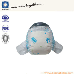 China Factory Wholesale High Quality Baby Diaper with PP Tape pictures & photos
