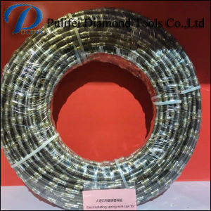 Stone Cutting Saw Wire for Concrete & Reinforced Concrete Cutting pictures & photos