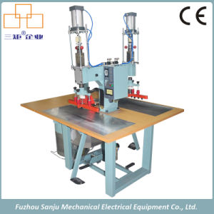 High Frequency PVC PU EVA Plastic Welding Machine (5kw raincoat, cloths) pictures & photos